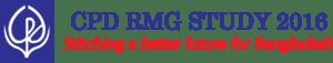CPD RMG Study