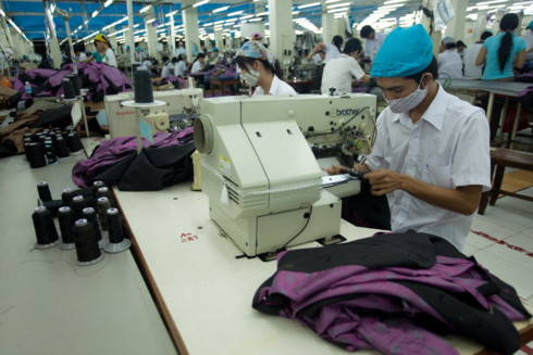 Vietnam apparel sector projecting good growth in APEC countires