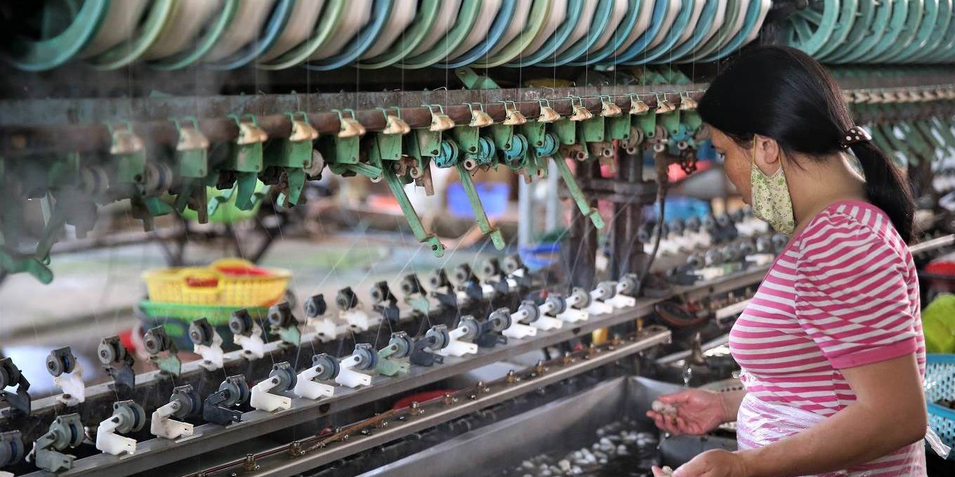 The Garment Industry's Technology Challenge - CPD RMG Study